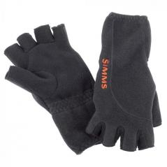 SIMMS Headwaters Half-Finger Black (Dydis M-L)