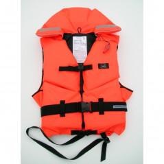 WALLYS gelbėjimosi liemenė jūrinė 90-110kg