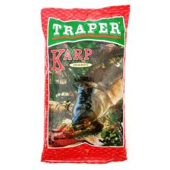 TRAPER jaukas SEKRET Karp Red 1kg (raudonas)