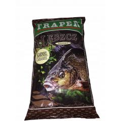 TRAPER jaukas SEKRET Leszcz 1kg (žalias-marcipanas)