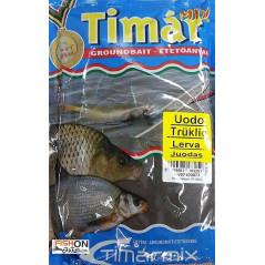 TIMAR-MIX jaukas uodo truklio lerva 800g Juodas
