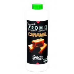 SENSAS aromatinis skystis jaukui Aromix Caramel 500ml