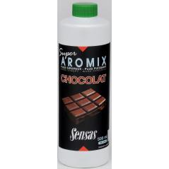 SENSAS aromatinis skystis jaukui Aromix Chocolate 500ml