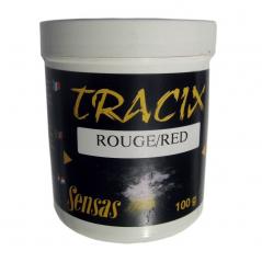 SENSAS dažai jaukui Tracix Red 100g