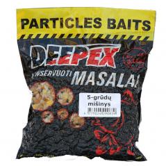 DEEPEX jauko priedas 5 grūdų mišinys 0,5Kg