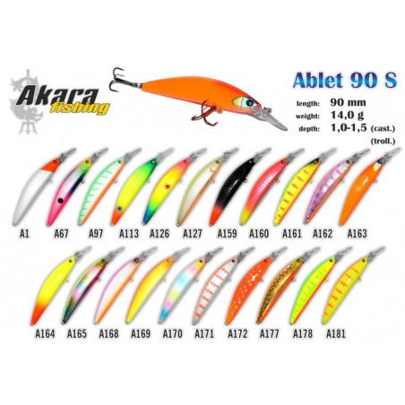 AKARA Ablet 90S (90mm 14g)