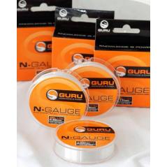 GURU N-Gauge Hooklength 100m (0,11-0,25mm)