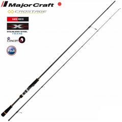 MAJOR CRAFT Crostage 802MH/S 2,44m 5-30g