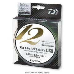 DAIWA Morethan 12BEX+Si 135m Lime Green