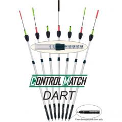 CRALUSSO plūdė Control match Darttal (4-10g)