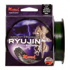 MOMOI Ryujin PE 0,18mm 300m 13kg/30lb Moss Green