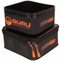 GURU Eva dėžutės Combo Fussion 400 + Bait Pro 300