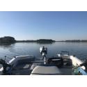 ePropulsion SPIRIT 1.0 Plus elektrinis valties variklis (su akumuliatoriumi)