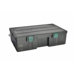 LARUS dėžutė plastikinė su liniuote