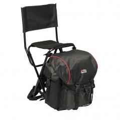 ABU GARCIA kėdė su atrama 58x40x50cm Black/Red