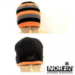 NORFIN žieminė kepurė Discovery Gray (Dydis L-XL)