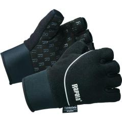 RAPALA pirštinės Stretch Gloves Half Finger (Dydis M-XL)