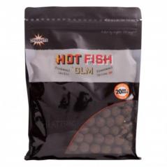DYNAMITE Baltyminiai kukuliai Hot Fish & GLM 20mm 1kg
