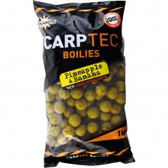 DYNAMITE Baltyminiai kukuliai Pineapple & Banana Carp Tec 20mm 1kg