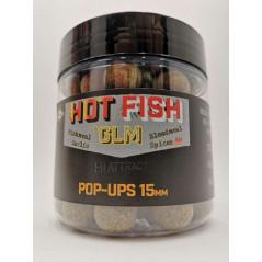 DYNAMITE Pop Up kablio masalas Hot Fish & GLM 15mm