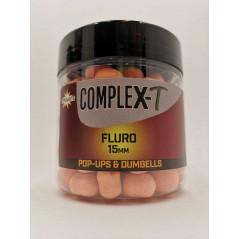 DYNAMITE Pop Up kablio masalas Complex-T & Dumbells 15mm