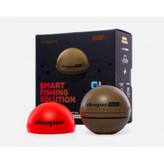DEEPER echolotas Smart Sonar CHIRP+ 2, Wifi+GPS (NEW 2021!!!)