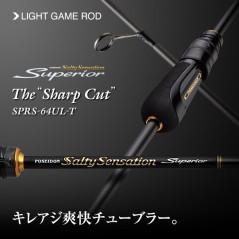 EVERGREEN Superior SPRS-64UL-T The Sharp Cut (1,93m 0,4-5g)