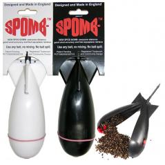 SPOMB jaukinimo raketa spod bomb baltos sp. (Dydis S)