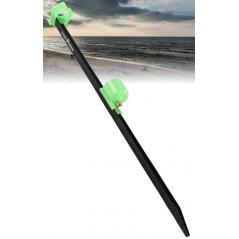 DAM kuoliukas Steelpower Adjusta Beach Rod Rest 75cm