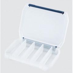 RING STAR dėžutė SPW-1510 Clear 20,0x15,3x4,0cm