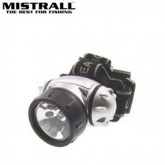 MISTRALL prožektorius 6led+1krypton AM-6002010