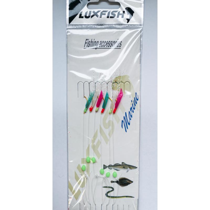 LUXFISH sistemėlė strimėlėms (keletos rūšių)