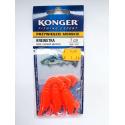 KONGER guminukai krevetė (2 rūšys)