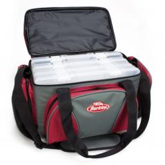 BERKLEY krepšys 37x21,5x32cm Red/Grey