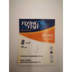 FLYING FISH kabliukai Chika (Nr.10-8)