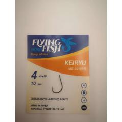 FLYING FISH kabliukai KEIRYU (Nr.12-4)