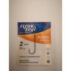 FLYING FISH kabliukai ROUND (Nr.4-1)