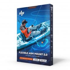 DEEPER Flexible Arm Mount 2.0 (lankstus laikiklis valčiai)