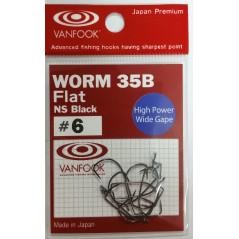 Vanfook Worm 35B Flat (Nr.6-2)