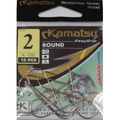KAMATSU kabliukai Round K-100-N (Nr.12-2)