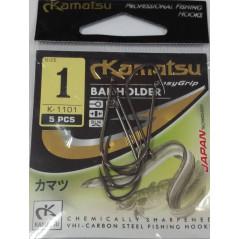 KAMATSU kabliukai Baitholder K-1101-BLN (Nr.8-1/0)