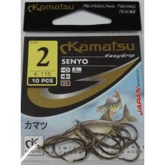 KAMATSU kabliukai Senyo K-115-BR (Nr.12-2)