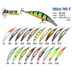 AKARA Ablet 90F (90mm 12g)
