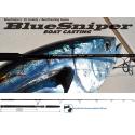YAMAGA BLANKS Blue Sniper 81/8 Blacky 2,48m 45-120g
