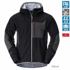 SHIMANO XEFO Windstopper Optimal Hoody black (Dydis L-XXL)