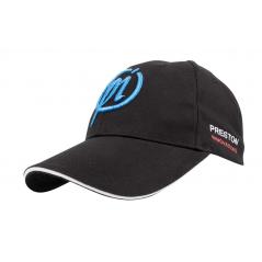 PRESTON Black/Blue Cap