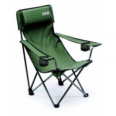 DAM kėdė Foldable Chair 130+kg extra strong