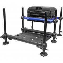 PRESTON platforma Absolute Station Compact – Blue Edition
