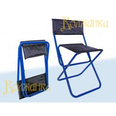 VOLZHANKA sulankstoma kėdė su atlošu
