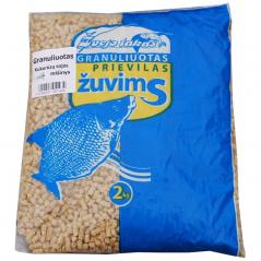 DEEPEX Granuliuotas kukurūzų ir sojos mišinys 2kg